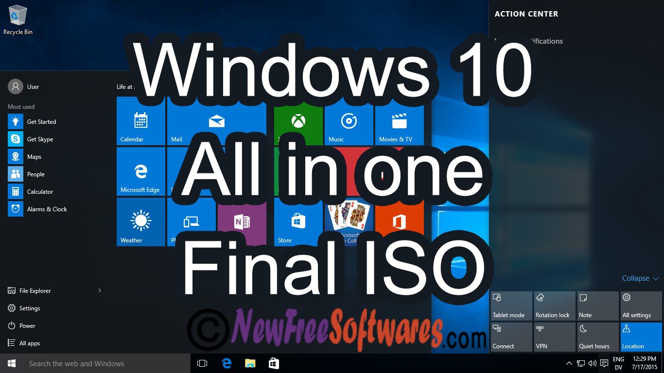 Windows 10 Aio All In One Activator Free Download Full Version