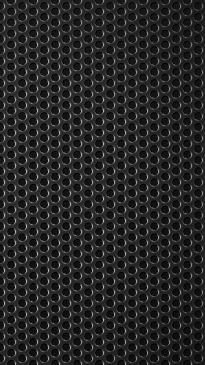 Iphone 6s Carbon Fiber Wallpaper Steel Grill Mesh Wallpaper For Iphone Iphone Black