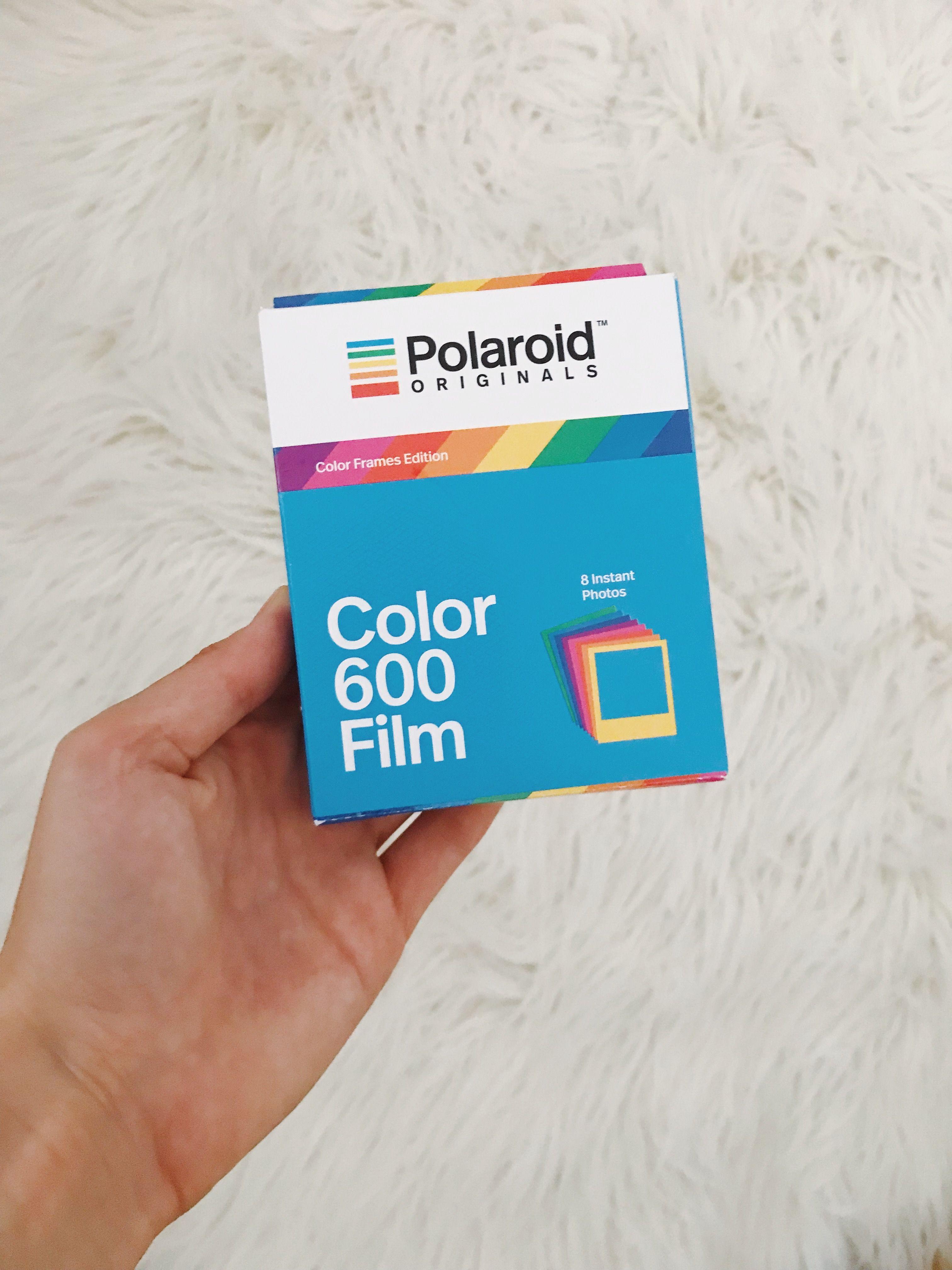Polaroid Originals Camera Strap Round Yellow