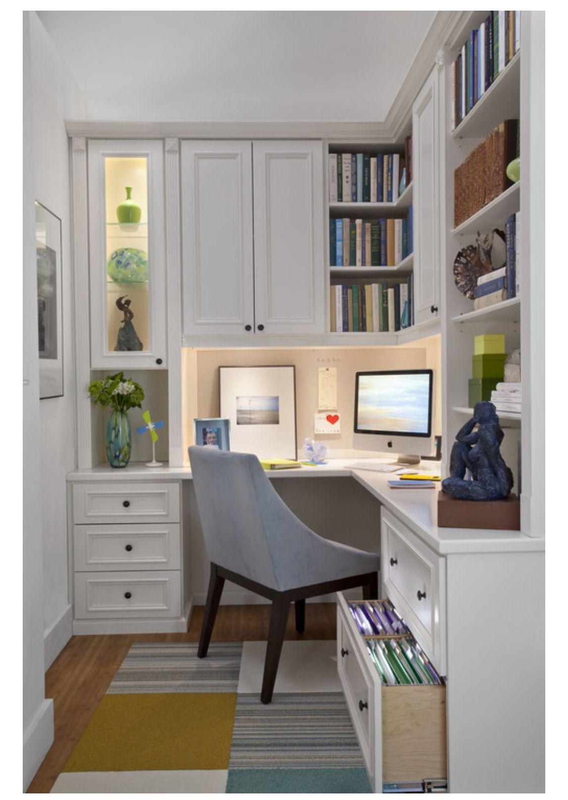 Media Center Craft Room Pinterest