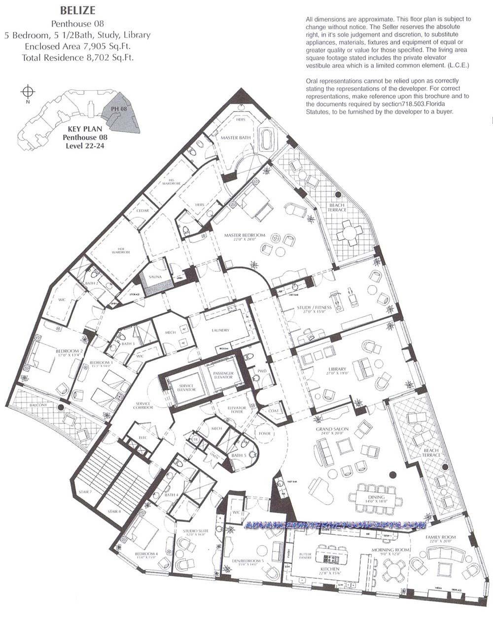 da23dbf931727a68c60688fe64409542 Luxury Pent House With Gym Building Floor Plan on