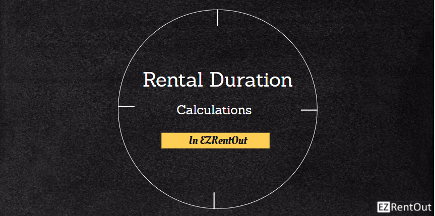 Setting The Right Starting And Return Time For Rentals Is Crucial To Ensuring That Rental Duration And Subsequently Rental Pric Rental Nest Thermostat Software