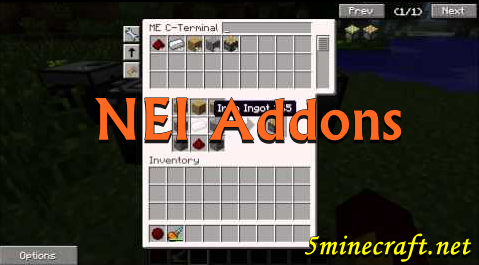 NEI Addons Mod 1 7 10/1 7 2/1 6 4