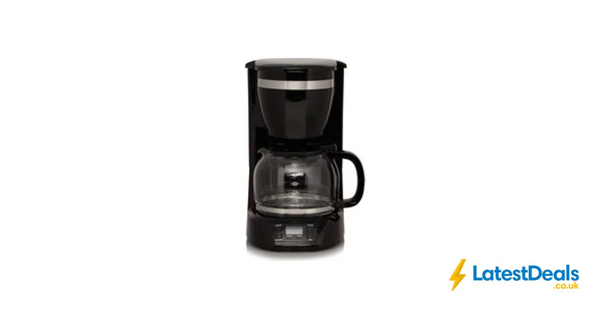 Digital Coffee Machine Free C&C, £14 at ASDA Coffee