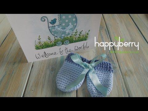 Crochet How To Crochet Baby Scratch Mittens Yarn Scrap Friday