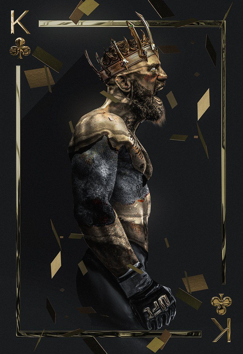 CONOR McGREGOR - KING & CONQUEROR : the best #UFC & #MixedMartialArts / #MMA photos by CageCult: http://cagecult.com/mma