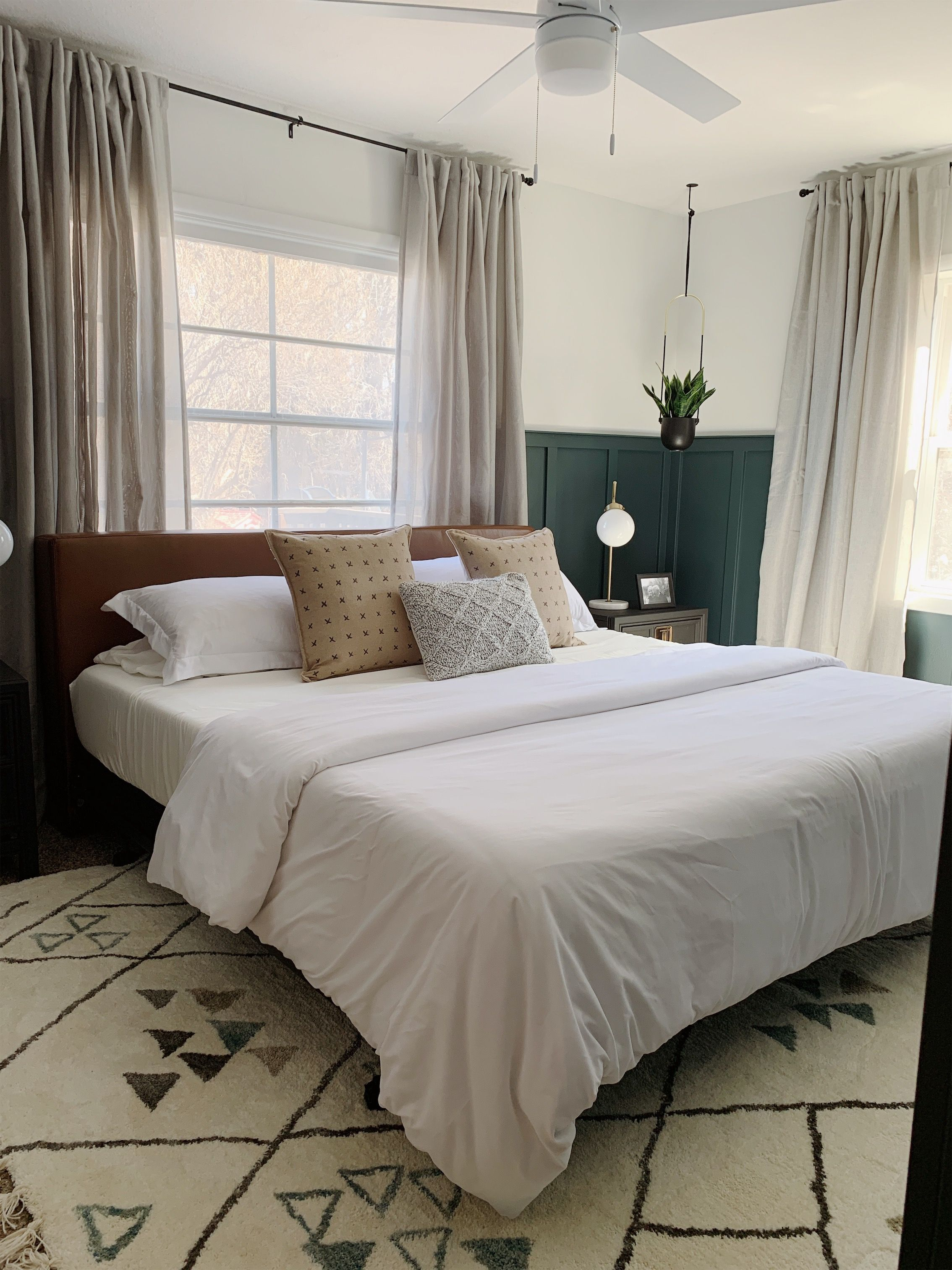 A Modern Moody Bedroom Reveal Home Decor Bedroom Bedroom Design Moody Bedroom
