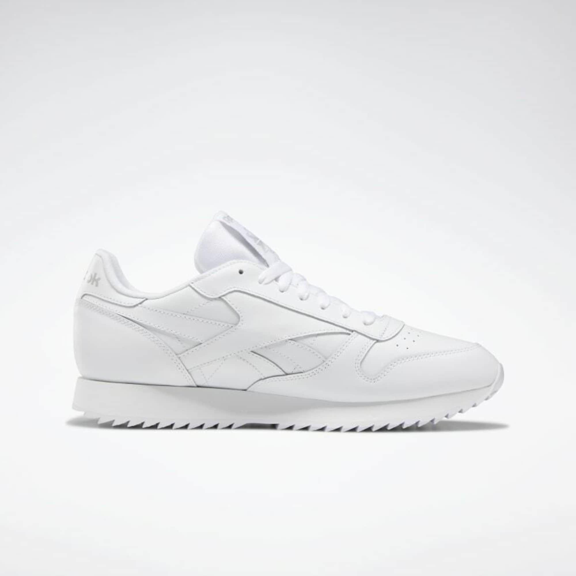 Reebok Classic Sneaker 'CL LEATHER RIPPLE MU' in weiß