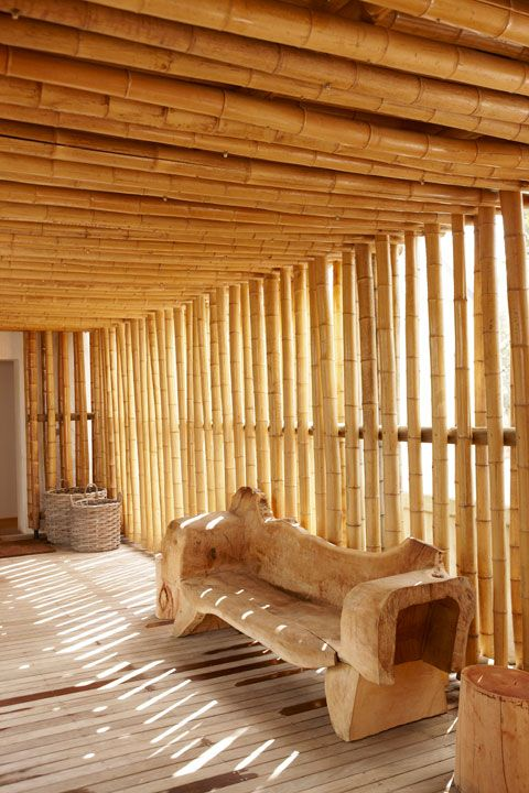 Bamboo Porch Bamboo House Bamboo Building Bamboo Design