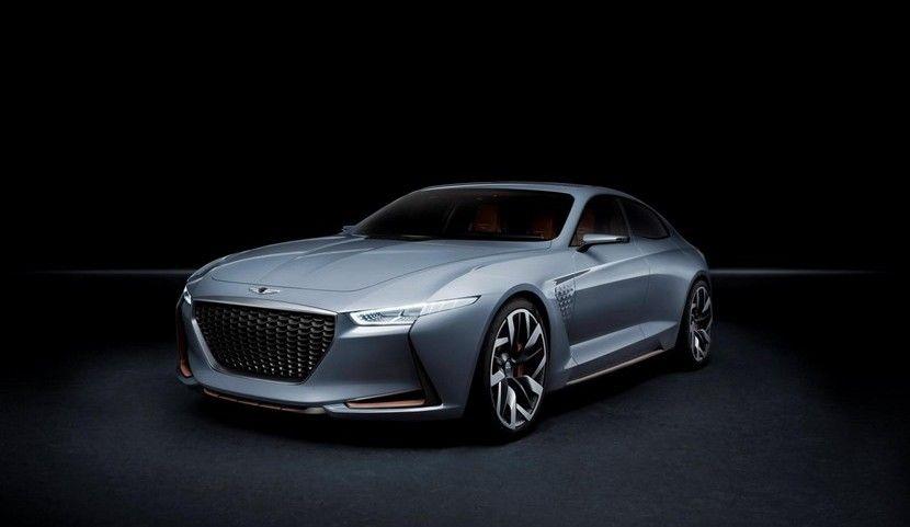 Genesis New York Concept, el próximo enemigo del BMW Serie 3 saldrá de este prototipo - http://www.actualidadmotor.com/genesis-new-york-concept-salon-de-nueva-york/