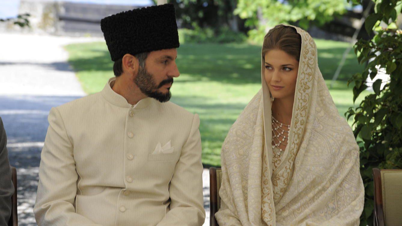 Foto: La boda entre el príncipe Rahim y Kendra Spears