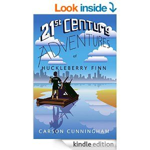 21st Century Adventures of Huckleberry Finn: Mystery at Rolling Dunes -  #FREE Posted  2/13/15 by Carson Cunningham. Children Kindle eBooks @ Amazon.com.
