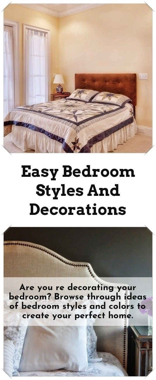 Beautiful bedroom decor ready to start creating your own design and style try one of our sleek decorating ideas also ways decorate rh pinterest