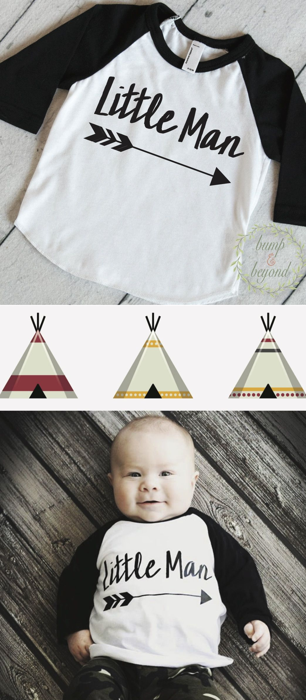Baby Boy Clothes Little Man Baby Boy Shirt Hipster Baby Clothes Boy