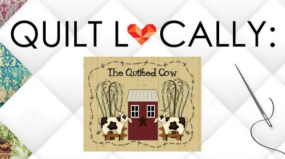 We'd like to welcome The Quilted Cow in Cape Fair, Missouri, today to our blog! The shop is owned by Jennifer, Judy, and Inez.