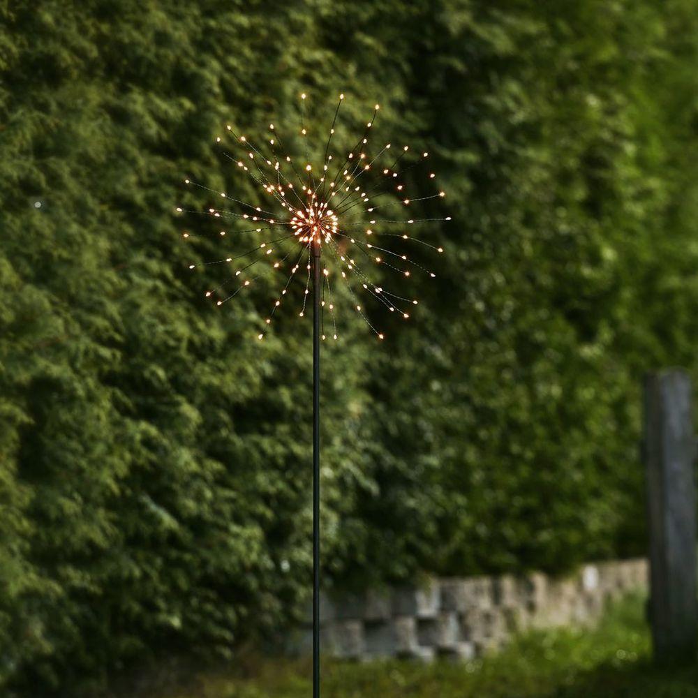 Led Erdspiessleuchte Firework In Schwarz Warmweiss Best Season 860 33 Garten Gartenleuchten Gartenbeleuchtung