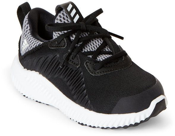 a67f9eeda adidas Infant Toddler Boys) Black   Onyx Alphabounce Sneakers