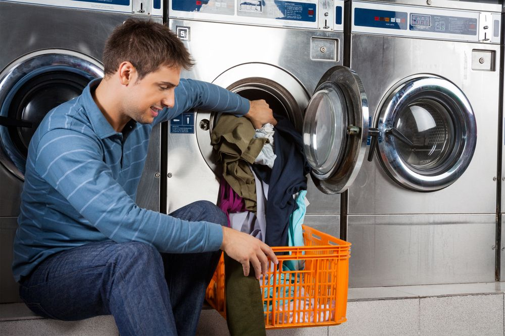 Have A State Of The Art Laundry Facility At A Fraction Of The