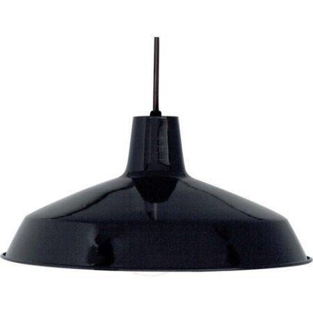 Nuvo Lighting 76/284 Pendants Indoor Lighting ;Black