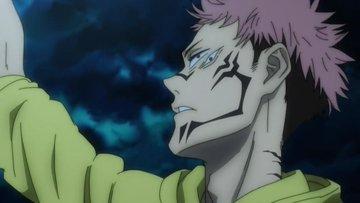 Sukuna Marks Itadori Jujutsu Kaisen Jujutsu Anime Jujitsu