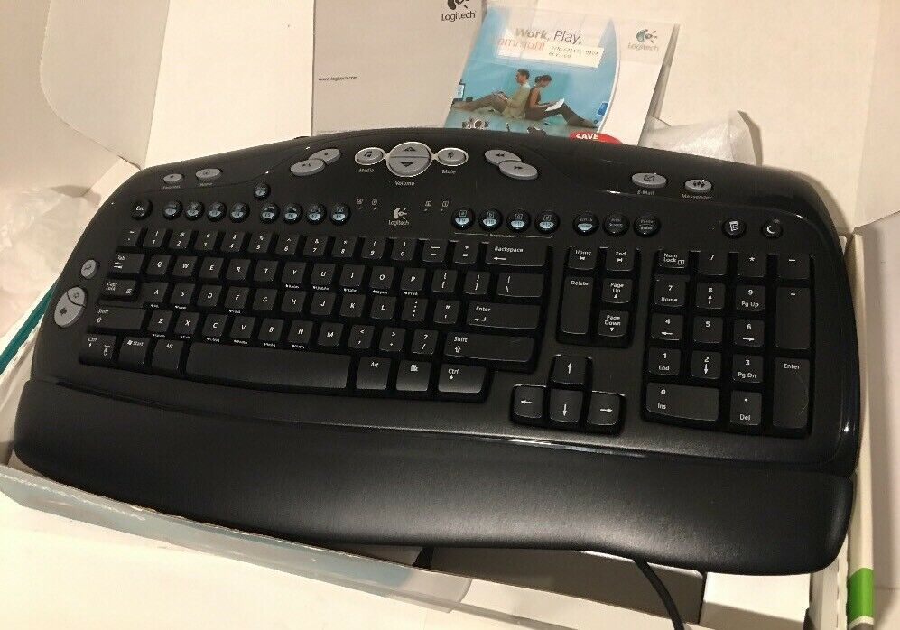 LOGITECH KEYBOARD Y-BH52 WINDOWS XP DRIVER DOWNLOAD