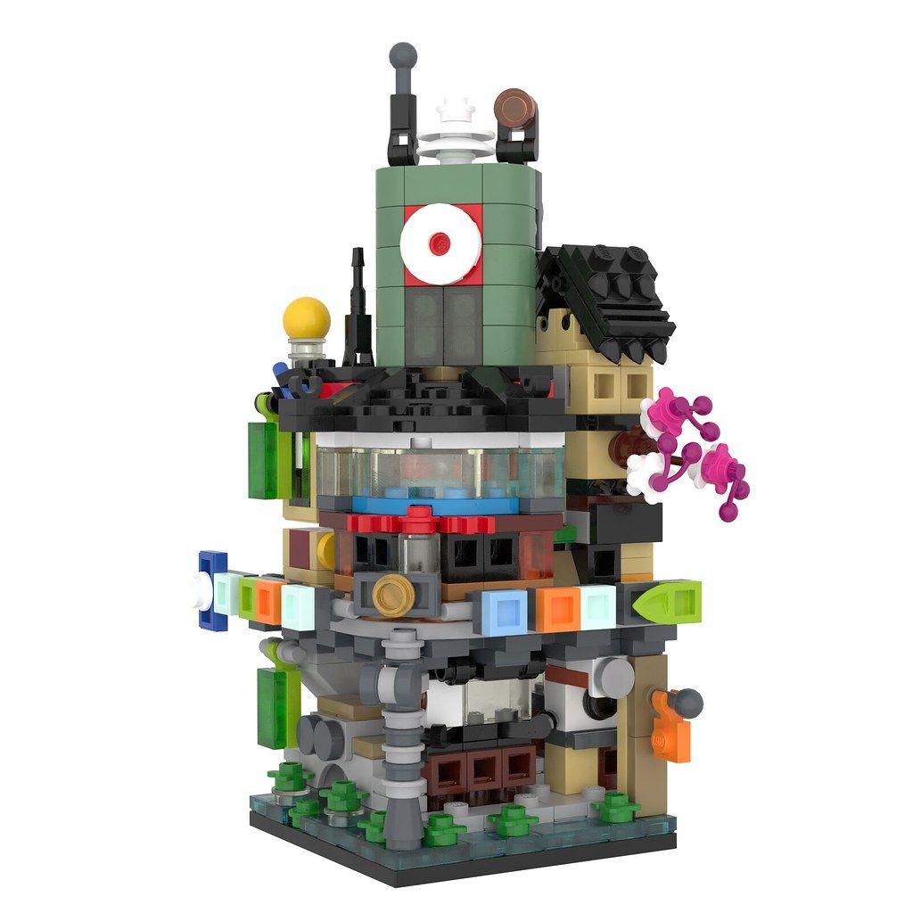 Lego Ninjago Mocs