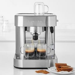 Espressione Stainless-Steel Automatic Pump Espresso Maker #espressomaker