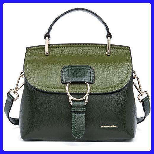 Clearance Designer Women Genuine Leather Purse handbags Travel Satchel  Crossbody Shoulder Tote Bags - Shoulder bags 554b5f897efa7