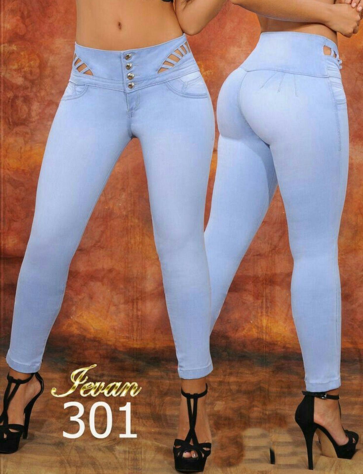 cfe0592ade Jean colombianos. Jean colombianos Pantalones De ...