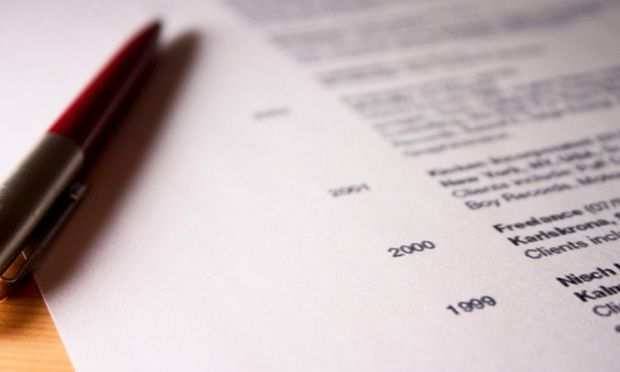 Helpful resume hints for those in animal science and veterinary