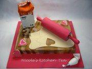 Kitchen Tea Cake