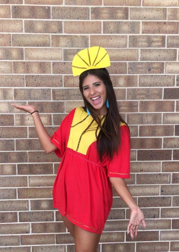 kuzco emperors new groove costume