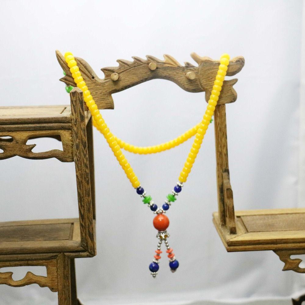 Ethnic style retro thailand buddha bracelet for women girls hand