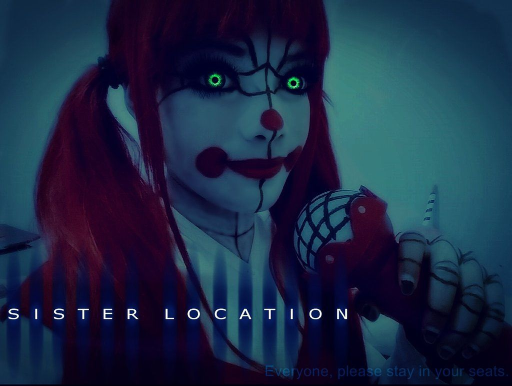 Cosplay Baby - FNaF Sister Location by zkimdrowned on DeviantArt