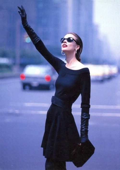 Lara Harris, early 90s