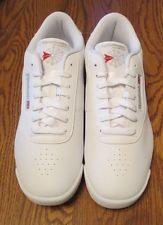 7e0ca21f70e Reebok Princess (Classics) Women Shoes- Size 10 - Wide D - Color White