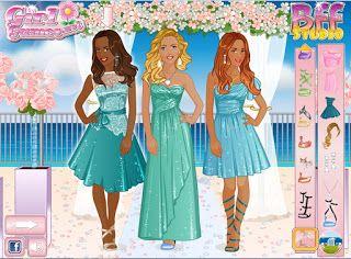 BFF - Bridesmaids - Play Free At: http://flashgamesempire.blogspot.co.uk/2016/07/bff-bridesmaids.html