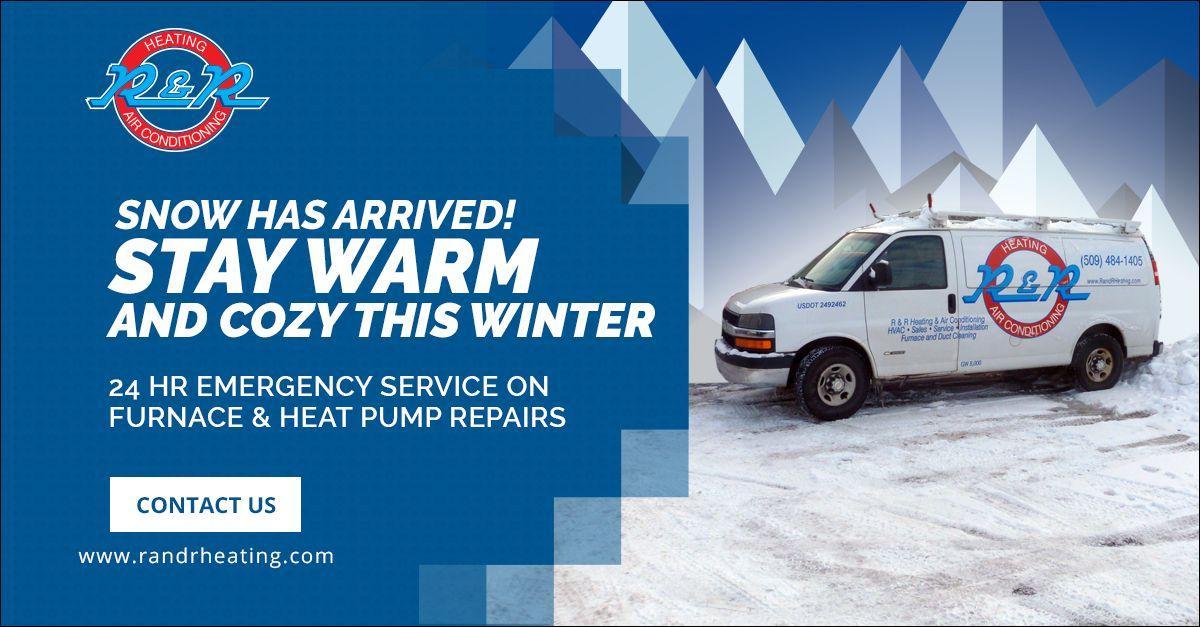 Hvac Heating Cooling Spokane Coeur D Alene With Images