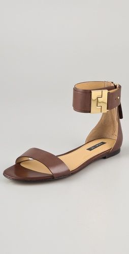 Sandals and Ankle strap sandals