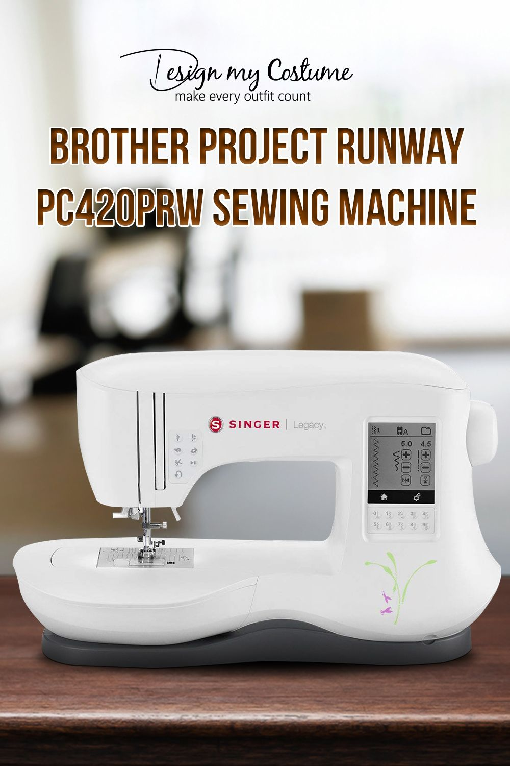 Brother Sewing And Embroidery Machine Comparison Chart New