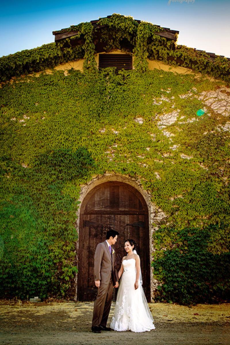 Domaine Chandon Weddings | Get Prices for Napa/Sonoma Wedding Venues ...
