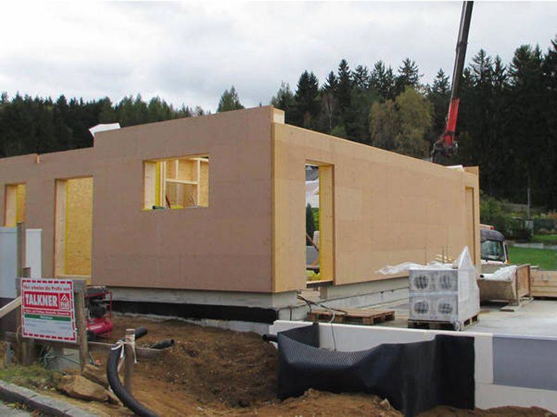 Ihr Holz Fertigteilhaus nach Mass Fertigteilhaus, Haus