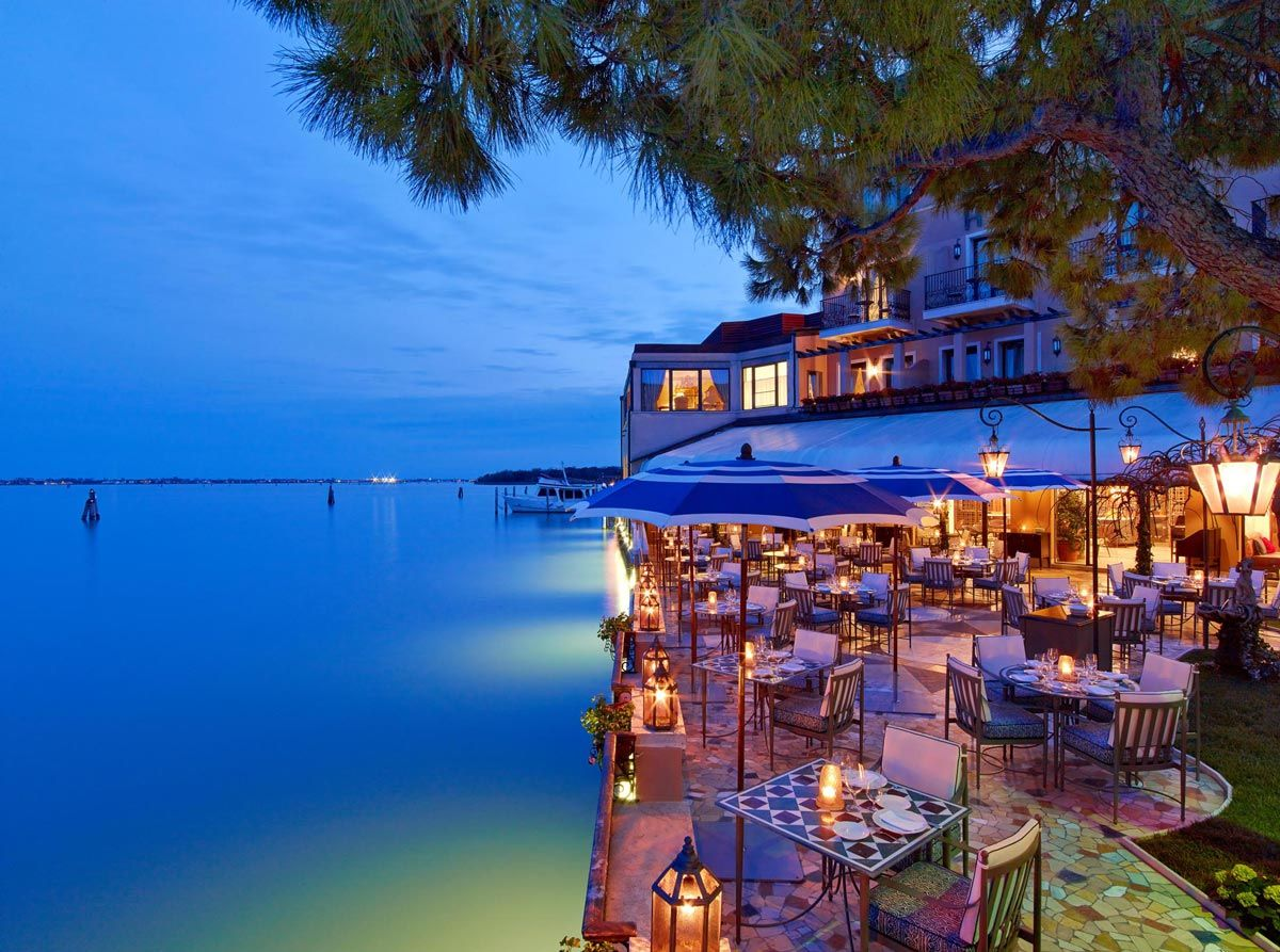 The Best Urban Oases featuring Belmond Cipriani, Venice ...