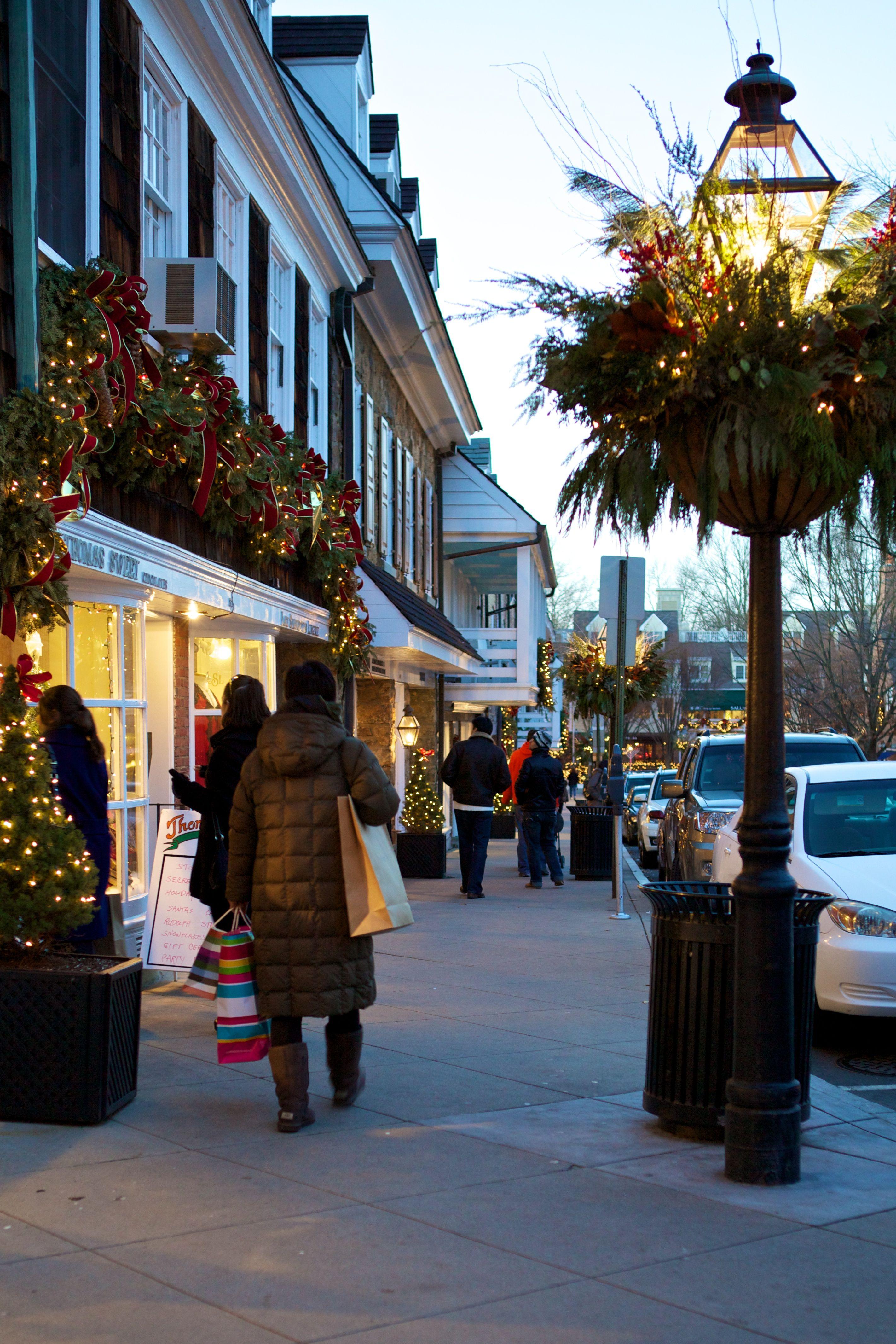 Holiday S At Palmer Square Princeton Village Nj