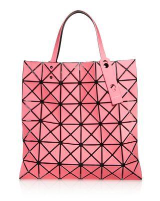 7243c0f208 BAO BAO ISSEY MIYAKE Lucent Frost Medium Tote.  baobaoisseymiyake  bags   hand bags  pvc  nylon  polyester  tote