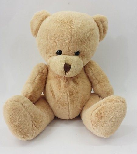 Urso pelúcia - Ateliê Cris   Tiago  3d0c3762a4164