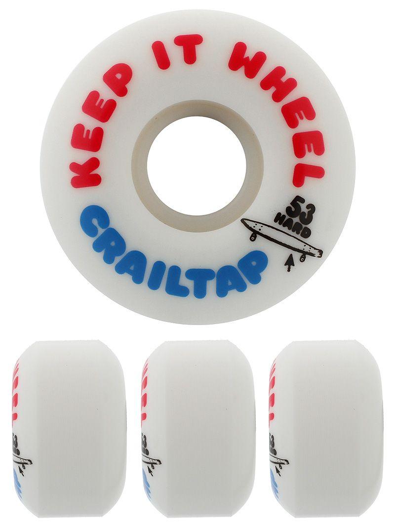 #Girl #Skateboards Keep It Wheel #Wheels $24.99