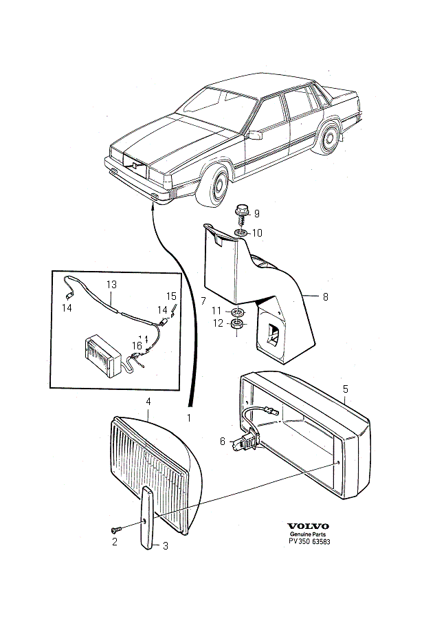 Extra Diagrams And Parts