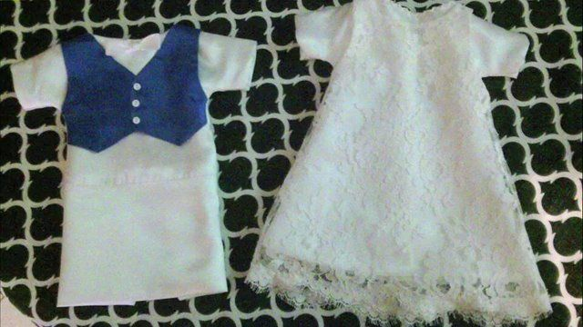 Turning Used Wedding Dresses Into Bereavement Gowns For Babies Visit NICU Helping Hands Website