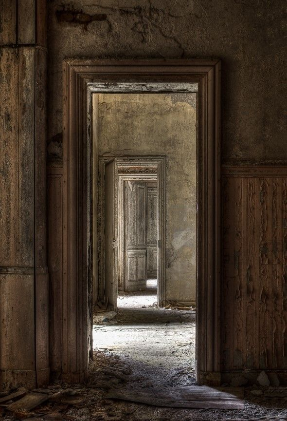 Pin by Lisa Cronin on Abandoned and all Alone